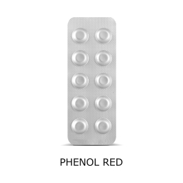 RICAMBIO TEST PISCINA   pastiglie phenol red