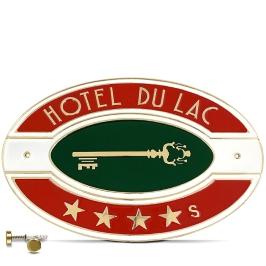 targa classificazione alberghiera