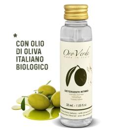 detergente intimo olio d'oliva