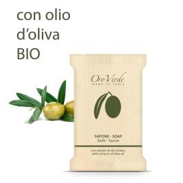sapone monodose olio d'oliva