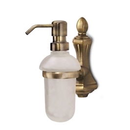 dispenser bronzo anticato