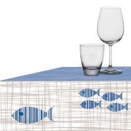 tovaglia mare pesce carta secco cas tnt