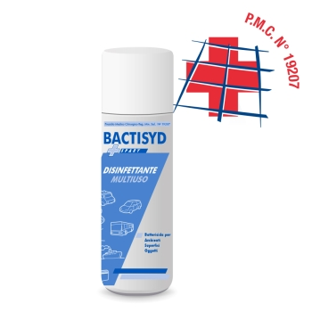 disinfettante spray battericida superfici