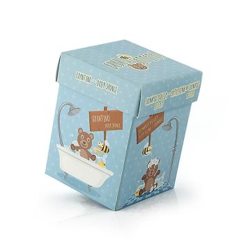 set cortesia hotel scatola bimbi family