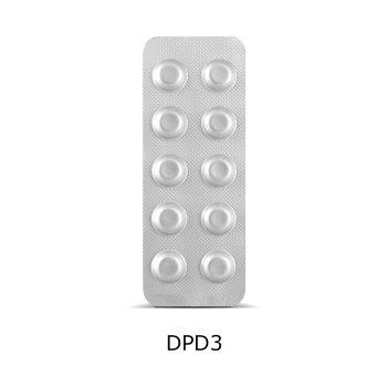 RICAMBIO TEST PISCINA   pastiglie dpd3
