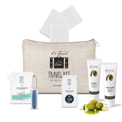TRAVEL KIT   set da viaggio BASIC