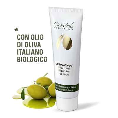 body lotion high quality italian
