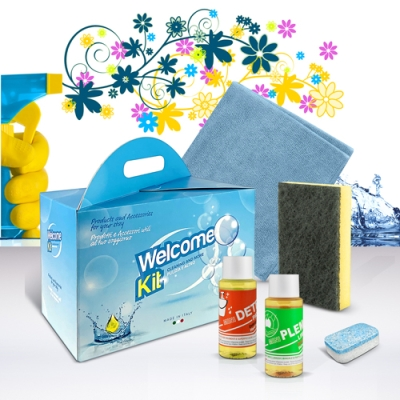welcome-kit-pulizia-residence-cortesia