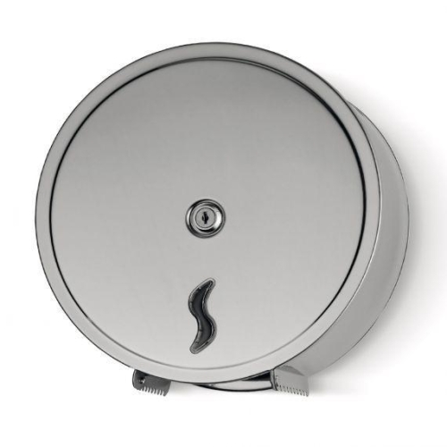 dispenser carta igienica   mini jumbo acciaio
