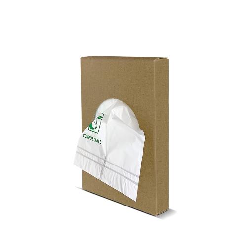 sacchetti igienici biodegradabili intercalati